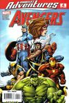Marvel Adventures The Avengers #4 Comic Books - Covers, Scans, Photos  in Marvel Adventures The Avengers Comic Books - Covers, Scans, Gallery