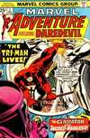 Marvel Adventures starring Daredevil #1 comic books - cover scans photos Marvel Adventures starring Daredevil #1 comic books - covers, picture gallery