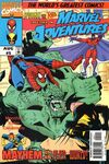 Marvel Adventures #5 comic books - cover scans photos Marvel Adventures #5 comic books - covers, picture gallery