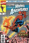 Marvel Adventures #6 comic books - cover scans photos Marvel Adventures #6 comic books - covers, picture gallery