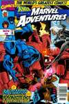 Marvel Adventures #8 comic books - cover scans photos Marvel Adventures #8 comic books - covers, picture gallery
