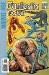Marvel Age Fantastic Four comic books