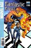 Marvel Age Fantastic Four #5 comic books - cover scans photos Marvel Age Fantastic Four #5 comic books - covers, picture gallery