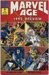 Marvel Age Preview #2 comic books for sale