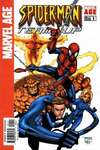 Marvel Age Spider-Man Team-Up Comic Books. Marvel Age Spider-Man Team-Up Comics.