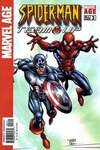 Marvel Age Spider-Man Team-Up #2 Comic Books - Covers, Scans, Photos  in Marvel Age Spider-Man Team-Up Comic Books - Covers, Scans, Gallery