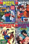 Marvel Age #103 comic books - cover scans photos Marvel Age #103 comic books - covers, picture gallery