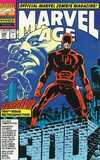 Marvel Age #106 Comic Books - Covers, Scans, Photos  in Marvel Age Comic Books - Covers, Scans, Gallery