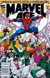 Marvel Age #114 Comic Books - Covers, Scans, Photos  in Marvel Age Comic Books - Covers, Scans, Gallery