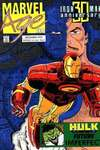 Marvel Age #119 comic books - cover scans photos Marvel Age #119 comic books - covers, picture gallery