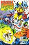Marvel Age #120 comic books - cover scans photos Marvel Age #120 comic books - covers, picture gallery
