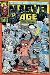 Marvel Age #15 comic books - cover scans photos Marvel Age #15 comic books - covers, picture gallery