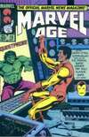 Marvel Age #18 comic books - cover scans photos Marvel Age #18 comic books - covers, picture gallery