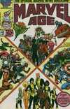 Marvel Age #48 comic books - cover scans photos Marvel Age #48 comic books - covers, picture gallery