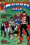 Marvel Age #57 comic books - cover scans photos Marvel Age #57 comic books - covers, picture gallery