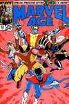 Marvel Age #63 comic books - cover scans photos Marvel Age #63 comic books - covers, picture gallery