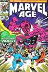 Marvel Age #64 comic books - cover scans photos Marvel Age #64 comic books - covers, picture gallery