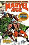 Marvel Age #65 comic books - cover scans photos Marvel Age #65 comic books - covers, picture gallery