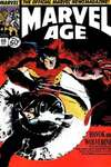 Marvel Age #68 comic books - cover scans photos Marvel Age #68 comic books - covers, picture gallery