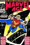 Marvel Age #78 comic books - cover scans photos Marvel Age #78 comic books - covers, picture gallery