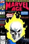 Marvel Age #87 comic books - cover scans photos Marvel Age #87 comic books - covers, picture gallery