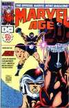 Marvel Age #9 comic books - cover scans photos Marvel Age #9 comic books - covers, picture gallery