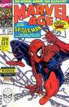 Marvel Age #90 comic books - cover scans photos Marvel Age #90 comic books - covers, picture gallery