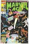 Marvel Age #94 comic books - cover scans photos Marvel Age #94 comic books - covers, picture gallery