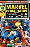 Marvel Double Feature #13 comic books - cover scans photos Marvel Double Feature #13 comic books - covers, picture gallery
