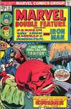 Marvel Double Feature #14 comic books - cover scans photos Marvel Double Feature #14 comic books - covers, picture gallery