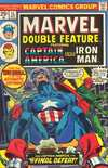 Marvel Double Feature #15 comic books - cover scans photos Marvel Double Feature #15 comic books - covers, picture gallery