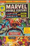 Marvel Double Feature #2 comic books - cover scans photos Marvel Double Feature #2 comic books - covers, picture gallery