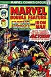 Marvel Double Feature #3 comic books - cover scans photos Marvel Double Feature #3 comic books - covers, picture gallery