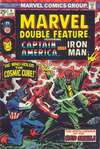 Marvel Double Feature #4 comic books for sale