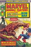 Marvel Double Feature #5 comic books - cover scans photos Marvel Double Feature #5 comic books - covers, picture gallery