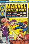 Marvel Double Feature #7 comic books - cover scans photos Marvel Double Feature #7 comic books - covers, picture gallery