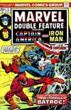 Marvel Double Feature #9 comic books - cover scans photos Marvel Double Feature #9 comic books - covers, picture gallery