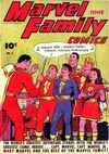 Marvel Family #2 Comic Books - Covers, Scans, Photos  in Marvel Family Comic Books - Covers, Scans, Gallery