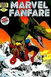 Marvel Fanfare #1 comic books for sale