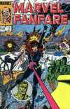 Marvel Fanfare #11 comic books for sale