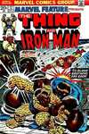 Marvel Feature #12 comic books - cover scans photos Marvel Feature #12 comic books - covers, picture gallery