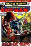 Marvel Feature #5 comic books - cover scans photos Marvel Feature #5 comic books - covers, picture gallery