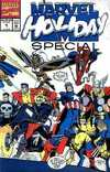 Marvel Holiday Special comic books