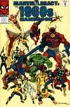 Marvel Legacy: 1960s Handbook comic books