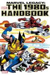 Marvel Legacy: 1980's Handbook #1 comic books - cover scans photos Marvel Legacy: 1980's Handbook #1 comic books - covers, picture gallery