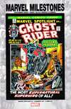 Marvel Milestones: Ghost Rider Black Widow & Iceman comic books