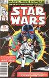 Marvel Movie Showcase Featuring Star Wars #1 comic books for sale