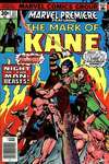 Marvel Premiere #33 comic books for sale