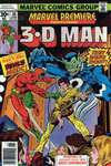 Marvel Premiere #36 comic books - cover scans photos Marvel Premiere #36 comic books - covers, picture gallery