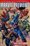 Marvel Previews Comic Books. Marvel Previews Comics.